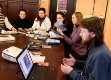 Встреча членов Центра «Матуля» и активистов движения «За жизнь»