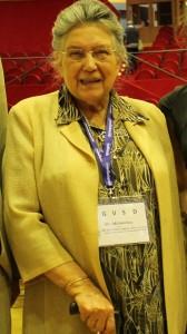 Мишель Ги, советница Папы Римского по вопросам биоэтики