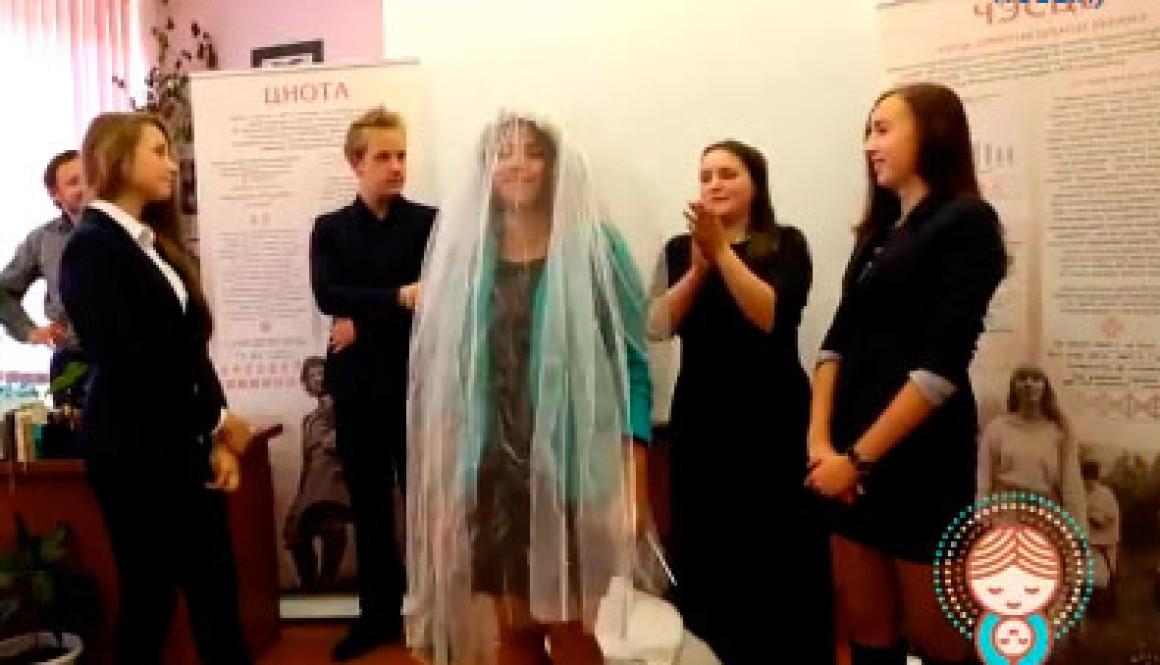 Белорусские пролайферы рассказали о своей работе со школьниками на большом семинаре по репродуктивному здоровью в Казани