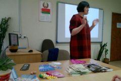 Лекция по сохранению репродуктивного здоровья в кулинарном колледже