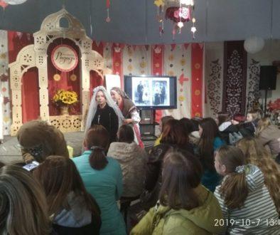 """Семинары центра """"Матуля"""" на выставке """"Радость слова"""" прошли с аншлагом"""